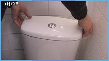 Eigen Huis & Tuin Doorlopend toilet verhelpen