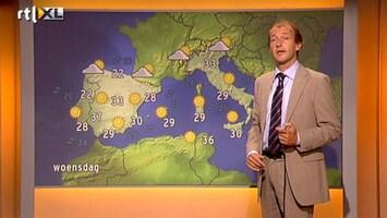 RTL Nieuws Tropisch in vakantiegebieden Europa