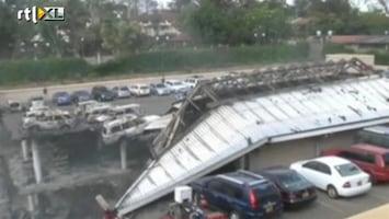 RTL Nieuws Ravage na aanslag Nairobi in beeld