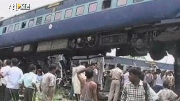 RTL Nieuws Minstens tien doden bij treinongeluk India