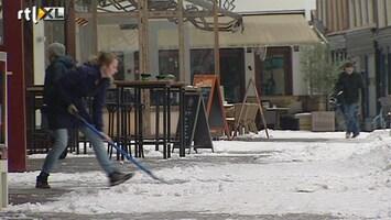 RTL Nieuws Sneeuw zorgt voor overlast