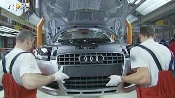 RTL Z Nieuws Recordkwartaal Volkswagen/Audi