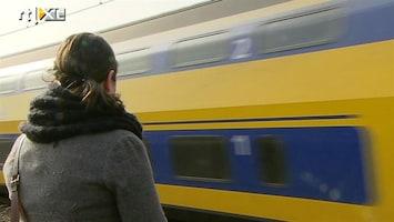 RTL Nieuws NS krijgt laatste kans minister
