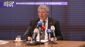 Editie NL Complete verklaring ouders Tim Ribberink