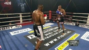 It's Showtime Kickboxgala - Uitzending van 15-03-2010