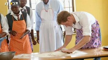 RTL Boulevard Prins Harry naar Afrika