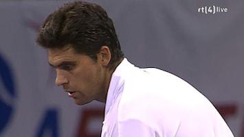 Afas Tennis Classics - Uitzending van 03-10-2009