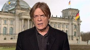 RTL Nieuws 'Merkel tevreden met vertrek Wulff'