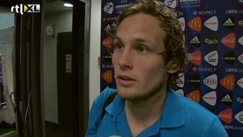 RTL Nieuws EK voorbij voor Oranje na verlies tegen Italië