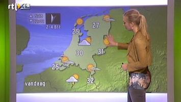 RTL Weer Buienradar Update 18 juni 2013 10:00 uur