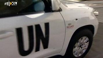 RTL Nieuws Wereld overweegt ingrijpen Syrië