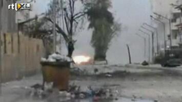 RTL Nieuws Tussen de bombardementen in Syrië