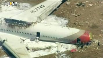 RTL Nieuws Oorzaak dodelijk vliegtuigongeluk onbekend