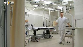 RTL Nieuws Medisch specialisten: Onze medische kosten zijn laag