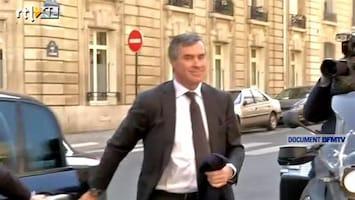 RTL Nieuws President Hollande woedend op liegende minister