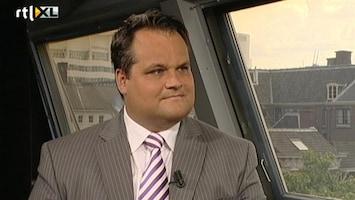 RTL Nieuws Wekelijkse gesprek met minister De Jager