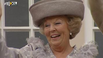 RTL Boulevard Rekenkamer: wat kost de koningin?