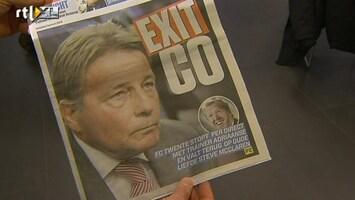 RTL Nieuws Twente zet Adriaanse direct op straat