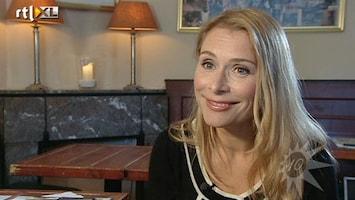 RTL Boulevard Elle van Rijn praat over relatiebreuk