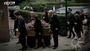 RTL Boulevard Familie en vrienden nemen afscheid van Willem Duys