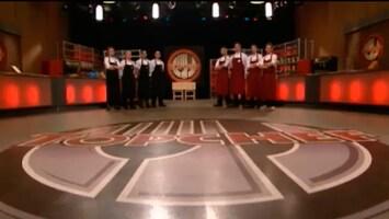 """Topchef Tegen Sterrenchef """"aflevering 1"""" - Met Welke Zes Kandidaten Gaan De Chefs Verder?"""