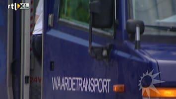 RTL Boulevard Toename geweld bij overvallen op waardetransporten