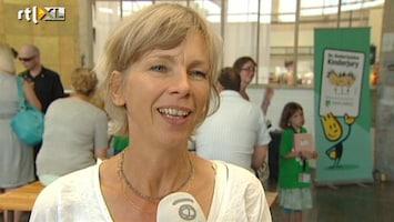 RTL Nieuws Francine Oomen: Ook vele leuke kinderboeken in het Engels