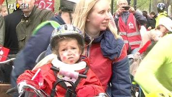 RTL Nieuws Londenaren willen fietsrevolutie