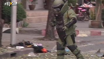 RTL Nieuws Bomaanslagen in Bangkok