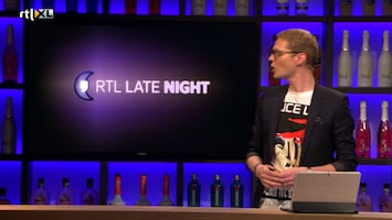 Rtl Late Night - Afl. 90