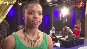 X Factor - Latanya Wil écht Zangeres Worden