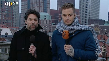 RTL Boulevard Daniel Boissevain en Jim Bakkum over repetities The Passion