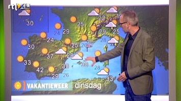 RTL Weer Vakantie Update 19 augustus 2013 12:00 uur