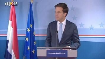 RTL Nieuws Voorzichtig optimisme na akkoord crisis