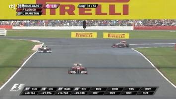 RTL GP: Formule 1 RTL GP: Formule 1 - Engeland (samenvatting) /8