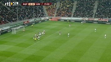 Rtl Voetbal: Uefa Cup - Rapid Boekarest - Leguia Warschau