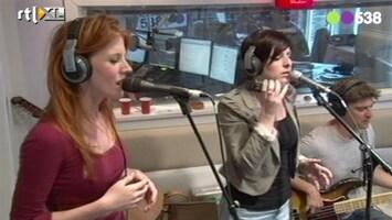 Radio 538 Elske DeWall - I'm Alive (Live bij Evers Staat Op)