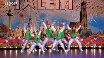 Holland's Got Talent Dancesplash (dans)