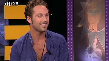 RTL Boulevard Nick Sanders keert terug in GTST