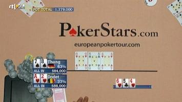 RTL Poker RTL Poker: European Poker Tour - Baden /20