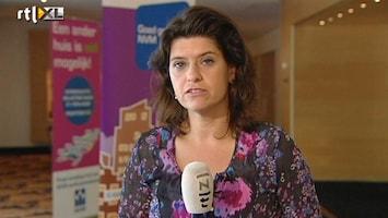 RTL Nieuws Huizenmarkt nog steeds in 't slop
