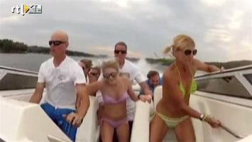Editie NL Heftig: Speedboot kantelt