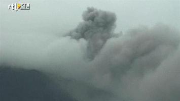 RTL Nieuws Vluchten voor vulkaan op Ternate
