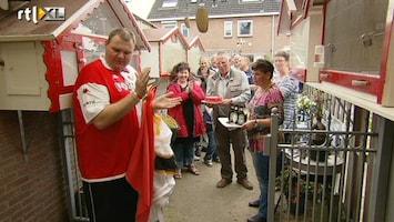 Voetbalfans - Feyenoord En Heracles Gaan Best Samen