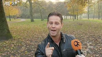 RTL Boulevard Danny de Munk en Henk Poort als theaterproducent