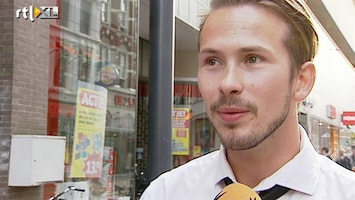RTL Boulevard Raynor Arkenbout geeft zich bloot