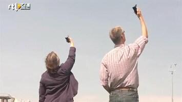 RTL Nieuws Speciale fijnstofmeting met smartphones