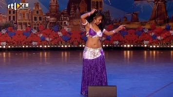 Holland's Got Talent Sadhana (buikdans)