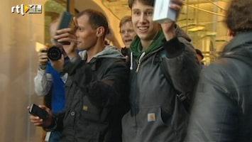 RTL Nieuws Gadgeteers halen iPhone als sportheld binnen