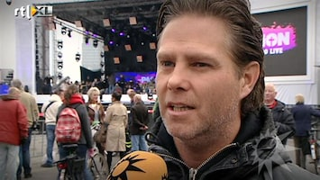 RTL Boulevard The Passion in Rotterdam